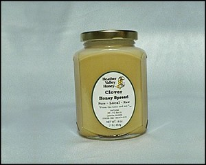 Whipped Honey Spread